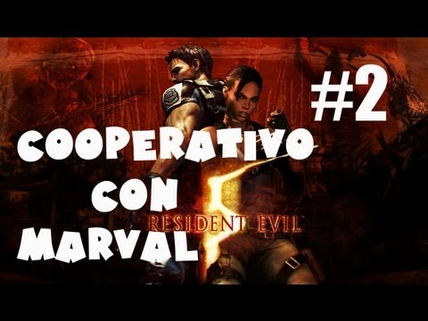 Resident Evil 5 - Cooperativo Con Marval - Parte 2