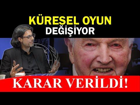 Küresel Oyun Değişiyor - Karar Verildi! - Hamza Yardımcıoğlu - Ömer Can Talu
