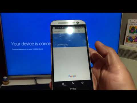 Connect Sony Bravia Android Smart TV Wireless With Android Phone | Google Cast Sony TV | Screencast