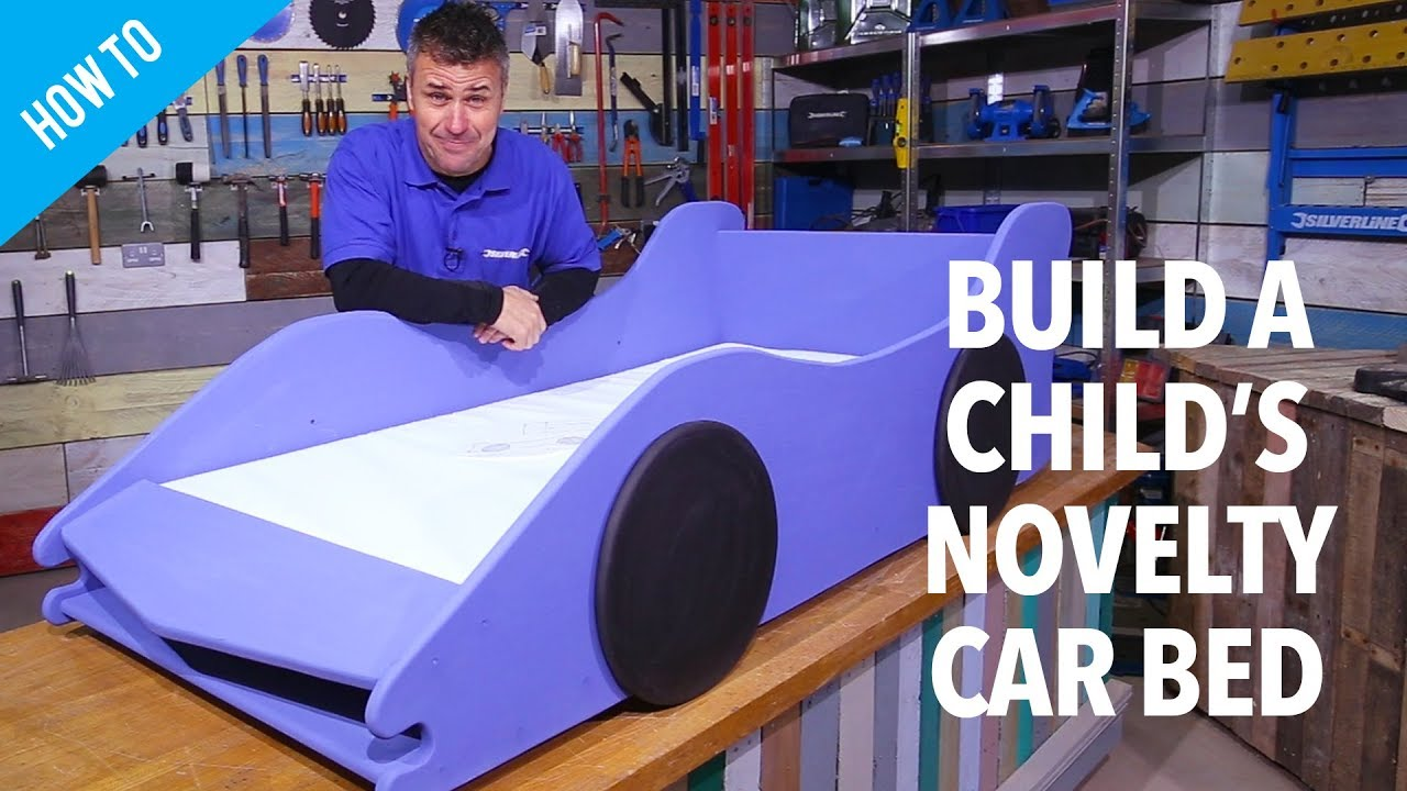 Https://youtu.be/diwrhfyhixo How To Build A Child S Novelty Car Bed
