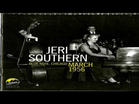 Jeri Southern - Blue Note, Chicago (1956) GMB