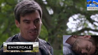 Emmerdale:Cain Dingle Kills joe Tate Graham Hide The Body(11/10/18)
