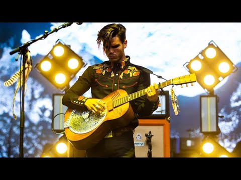 Kaleo - I Can't Go On Without You Live at UPark Festival, 2018