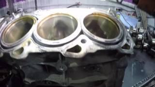 Что стало с мотором Инфинити  ч  2
