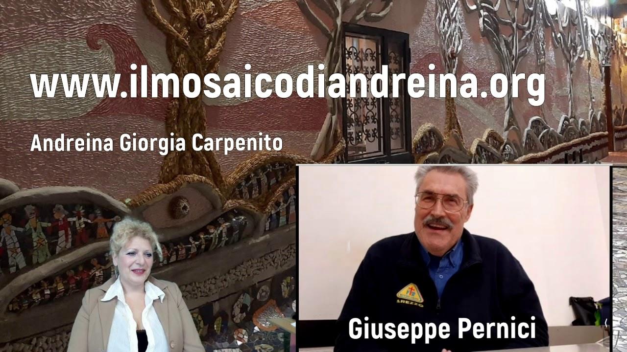 Storie del mosaico: intervista a Giuseppe, un sostenitore che non arriva da lontano