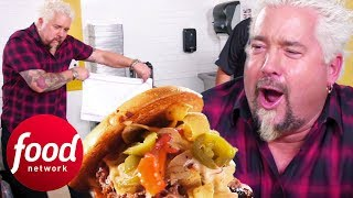 """""""This Is In The Top Of The Best BBQ Sandwiches I've Ever Had"""" 