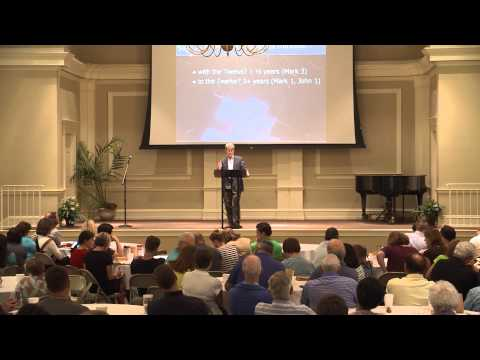 New Testament Overview with Dr. Bill Jones