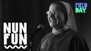NUN FUN | Director Tatia Pilieva Has A Field Day