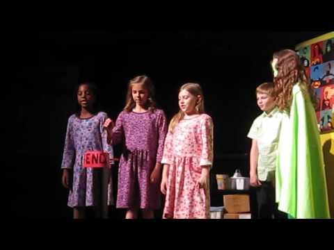 Social Skill: Helen Baller Elementary School Drama Team Winter Performance