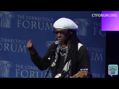"Nile Rodgers on the Origin of the Song ""Freak Out"""