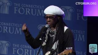Nile Rodgers on the Origin of the Song Freak Out