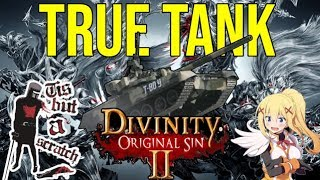 True Tank in Divinity Original Sin 2 a.k.a. The Punching Bag Strategy