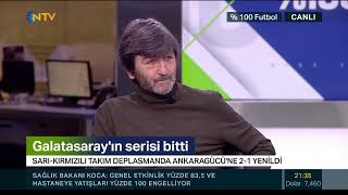 Rıdvan Dilmen ve Murat Kosova ile %100 Futbol | MKE Ankaragücü - Galatasaray (3 Mart 2021)