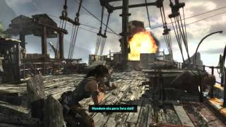 Tomb Raider 2013 - Momentos Emocionantes.... [60fps-ULTRA]