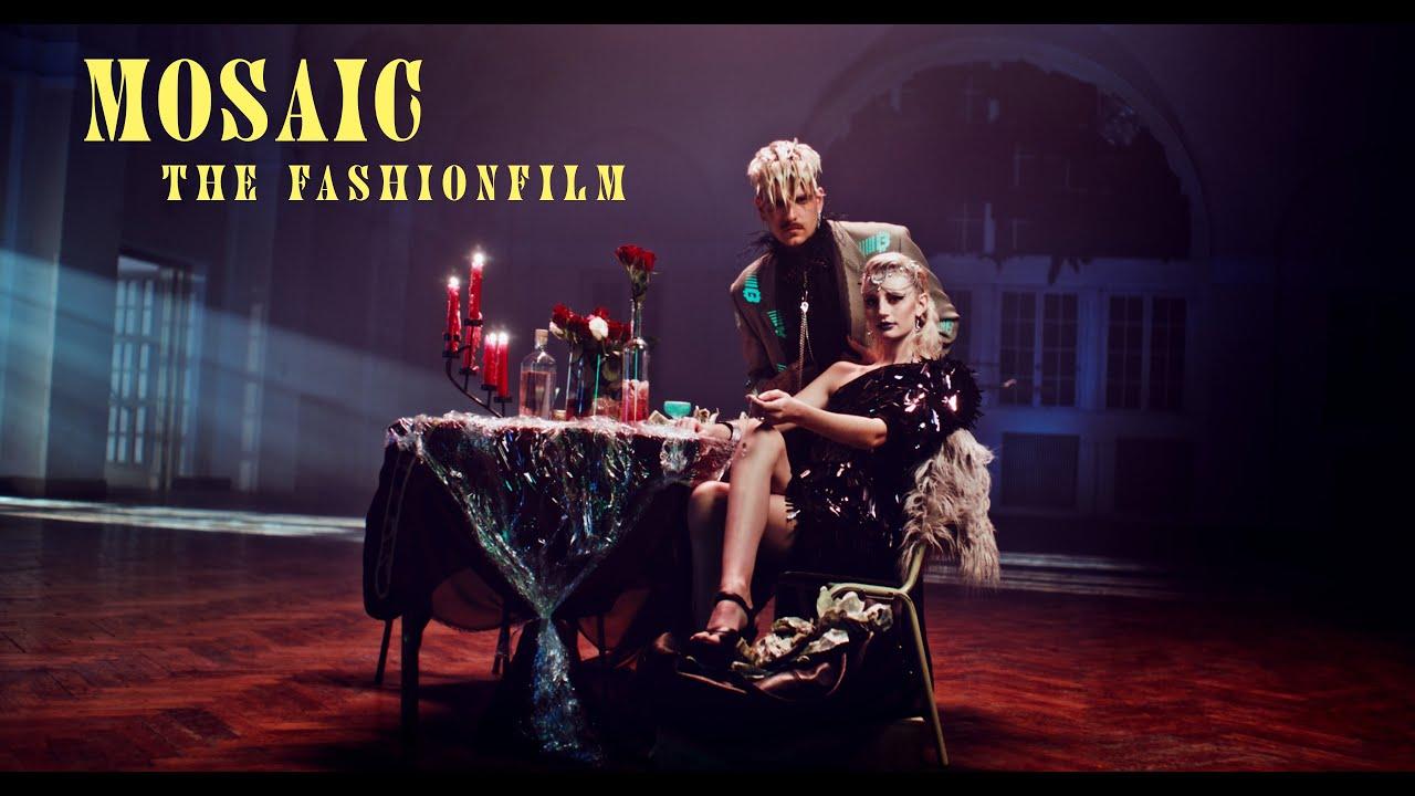 MOSAIC- FASHION SHORT FILM by MOJOFILM