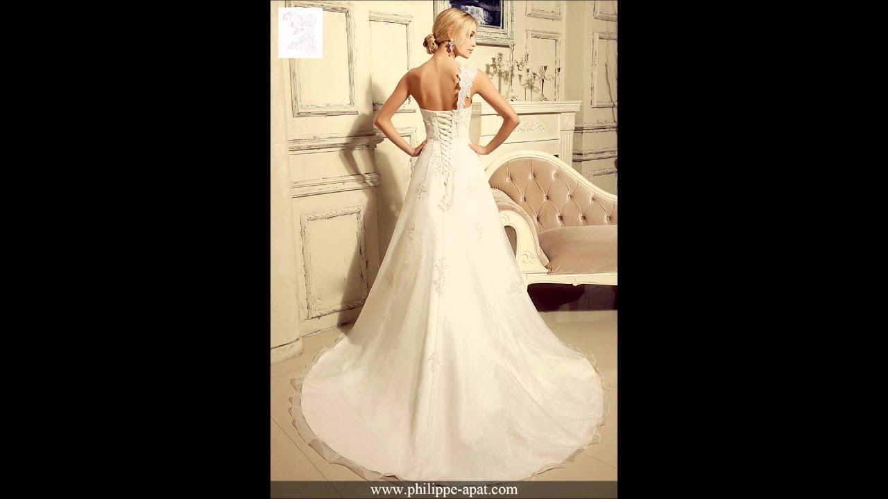 La robe blanche 2017