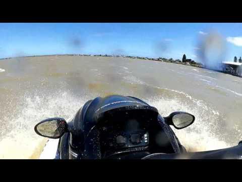 Jet Ski - Clayton Bay between Lake Alexandrina to Goowla - Waverunner