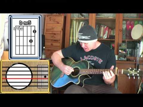 Norwegian Wood - The Beatles - Guitar Lesson