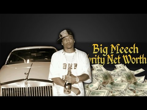 How Rich Is Big Meech? Net Worth 2018