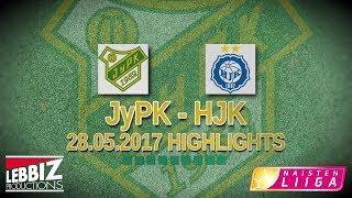 JyPK - HJK 28.5.2017 Highlights!