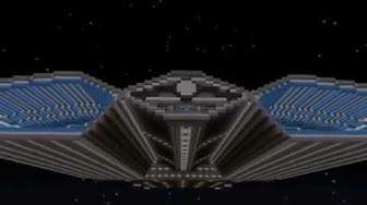 Minecraft / GAMAG´s Raumschiff / Großkampfschiff NPC-01