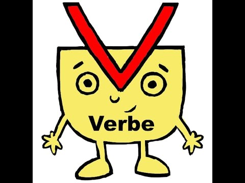 le verbe CP-CE1/ leçon et exercice - YouTube