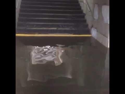Тоннель на станции Крюково затопило из-за дождей