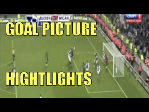 Goal! Blackburn Rovers vs Manchester City Final All Goals & Highlights (4/1/14) HD MY THOUGHTS