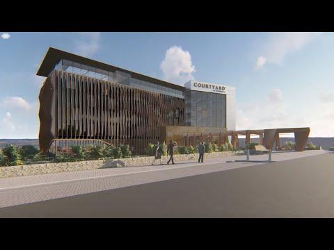New Hotel Build Starts At Sandy Park