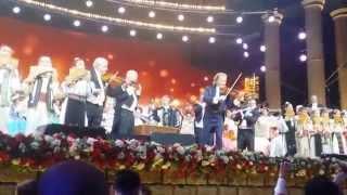 André Rieu & Gheorghe Zamfir - Medley - Live 06.06.2015, Bucharest - Bucuresti - Romania
