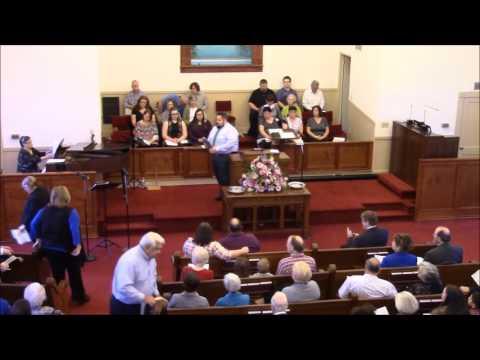 Utica Baptist Church 02 21 2016 Honoring Judy Walker