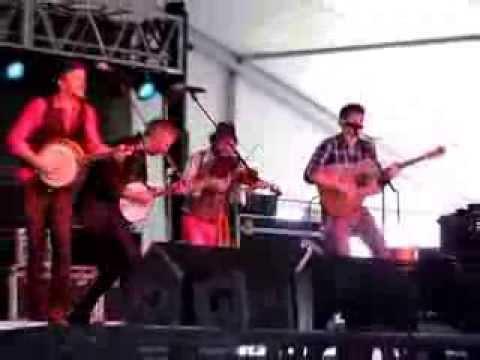 We Banjo 3 (Muskegon Irish Music Festival 2013: Day 2)