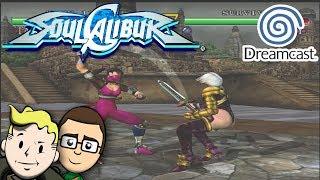 Soul Calibur (DC) - A Sega Dreamcast 20. évfordulója