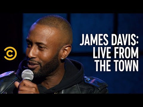 James Davis: Live from the Town - Official Trailer