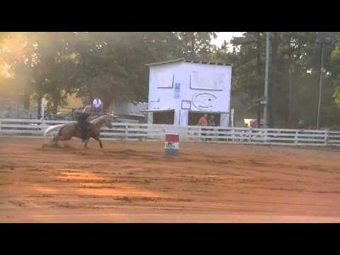 Billy Rollins' Benefit Barrel Race - Robbins, NC 9/15/2012