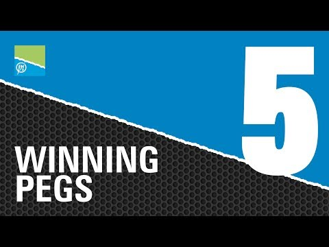 Winning Pegs 5: Lee Kerry And Tommy Pickering Match Fishing