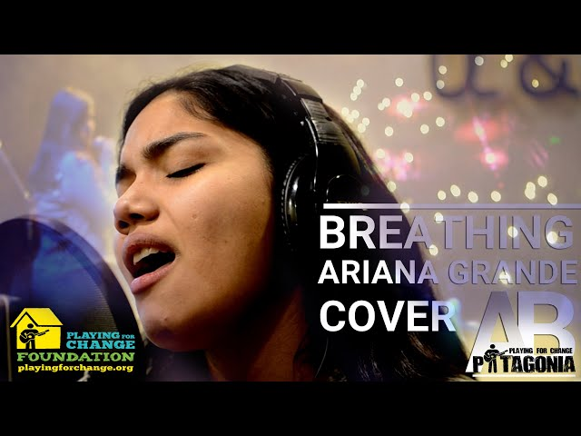 Abril – Breathing – (Ariana Grande Cover ) PFCPATAGONIA