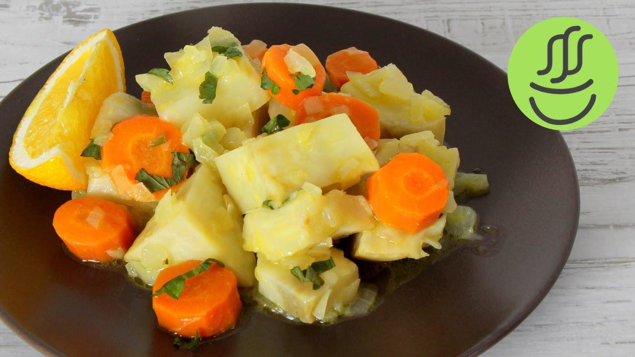 Portakallı Kereviz Yemeği - Zeytinyağlı Kereviz Tarifi