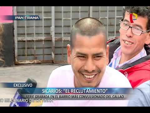 Sicarios: serie es grabada en el barrio más convulsionado del Callao