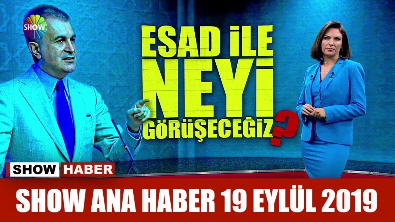 Show Ana Haber 19 Eylül 2019