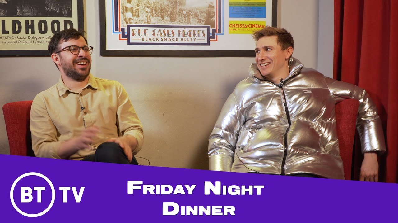 Download Friday Night Dinner's Simon Bird and Tom Rosenthal - Head to Head