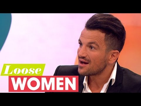Peter Andre Opens Up About His First Year Of Marriage To Emily   Loose Women