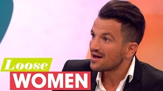 Peter Andre Opens Up About His First Year Of Marriage To Emily | Loose Women