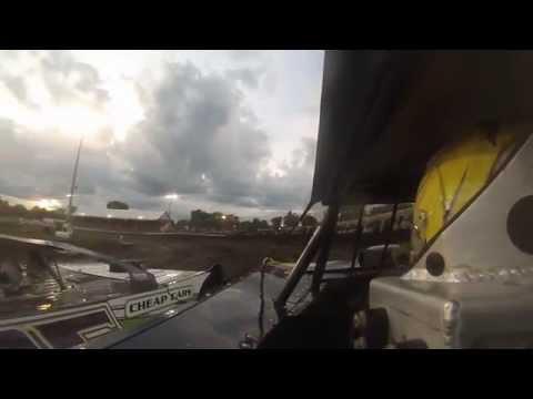 Brian Birkhofer FALS UMP Summer Nationals Heat Race 6/21/14