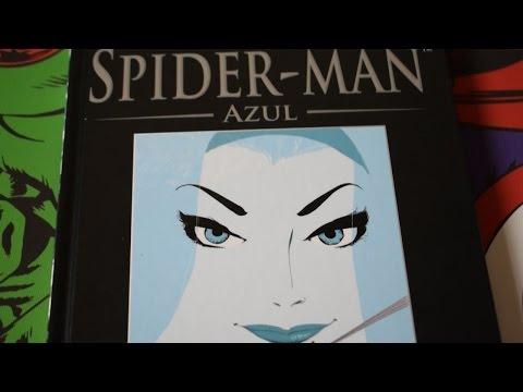 Spider - Man: Azul | La Colección Definitiva de Novelas Gráficas de Marvel