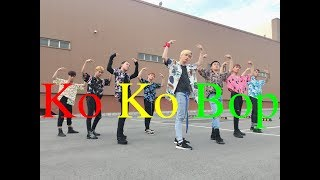 Video EXO - KO KO BOP (Dance cover) by Heaven Dance Team from Vietnam download MP3, 3GP, MP4, WEBM, AVI, FLV Oktober 2017