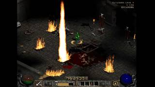 Diablo 2 Gameplay: Killing Andariel!
