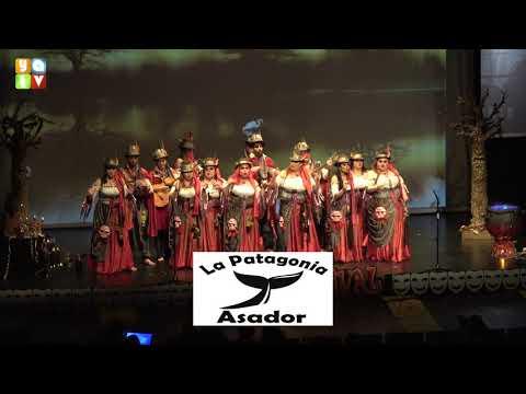 Hechiceras Comparsa de Algeciras Carnaval 2020