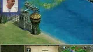 GameStar - Age of Empires 2 Multiplayer Part 1