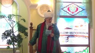 Проповедь Верховного муфтия от 4 мая 2018 года в Первой соборной мечети города Уфы